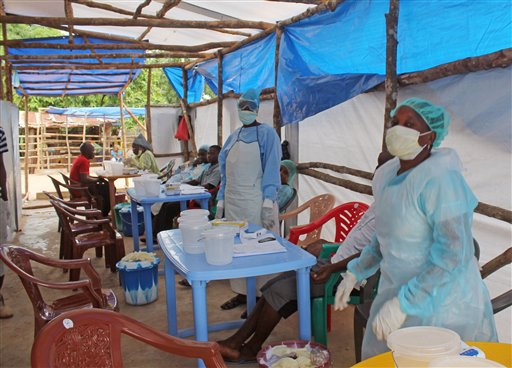 Liberian President Orders New Anti-Ebola Measures