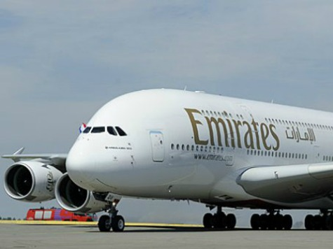 Emirates to Stop Flights Over Iraq