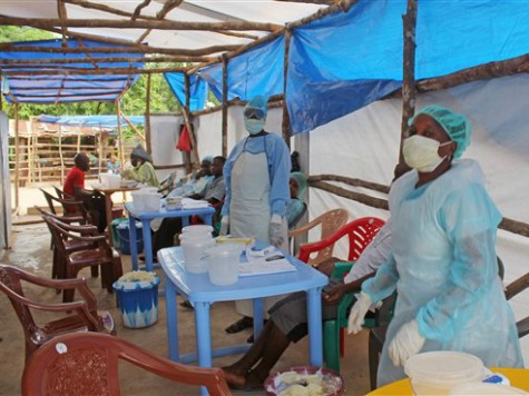 Ebola Outbreak Poses Threat To UK, Says Foreign Secretary