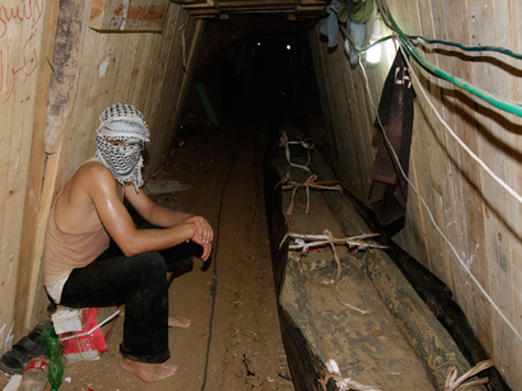 Report: Desperate Hamas Stealing UN Food Stamps to Survive