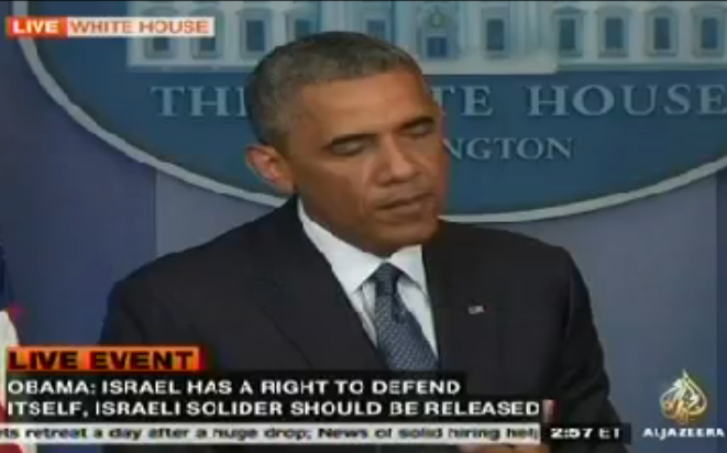 Obama: 'It's Going to Be Very Hard to Put a Ceasefire Back Together Again'