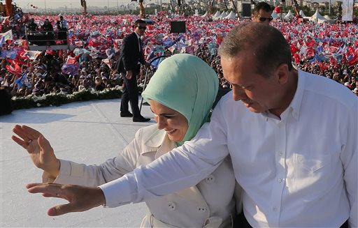 Turkey's Lopsided Presidential Election Campaign