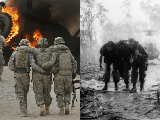 Iraq & Vietnam: Democrats Lose Won Wars; Holocaust to Follow
