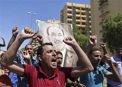 Iraq's Maliki Tells Army to Keep out of Politics