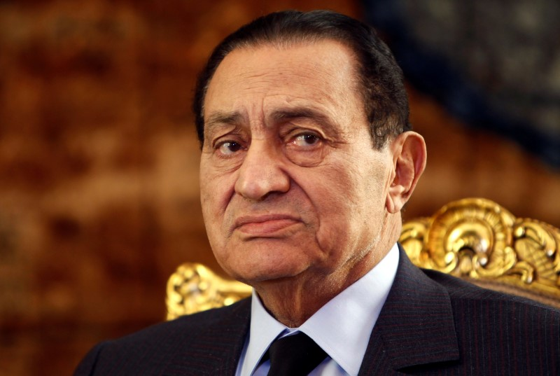 Egypt's Mubarak Denies Ordering Killing of Protesters