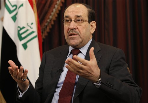 Iraq's al-Maliki Gives up Post to Rival