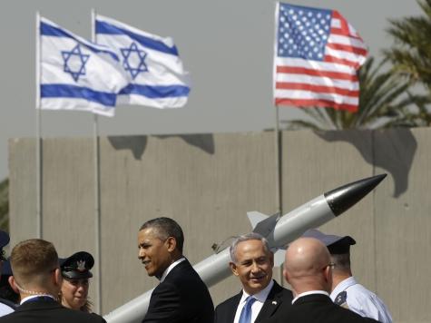 With Israel Still Under Terrorist Attack, Obama Denies Ammo