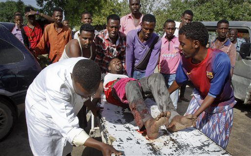 7 Dead as Battle Erupts in Somali Capital