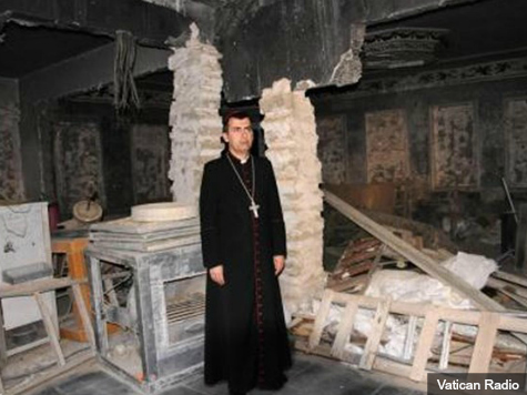 Exiled Archbishop of Mosul: 'I Have Lost My Diocese to Islam; You in the West Will Also Become Victims of Muslims'