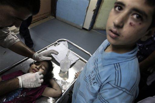 Israel, Hamas Trade Fire After Talks Fail