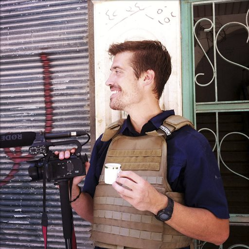 Report: ISIS Tortured Foley, Crucified Him to a Wall Upon Discovering Brother was U.S. Soldier