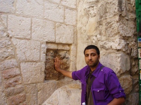 Muslim Works with Jews to Save Christians in the Middle East