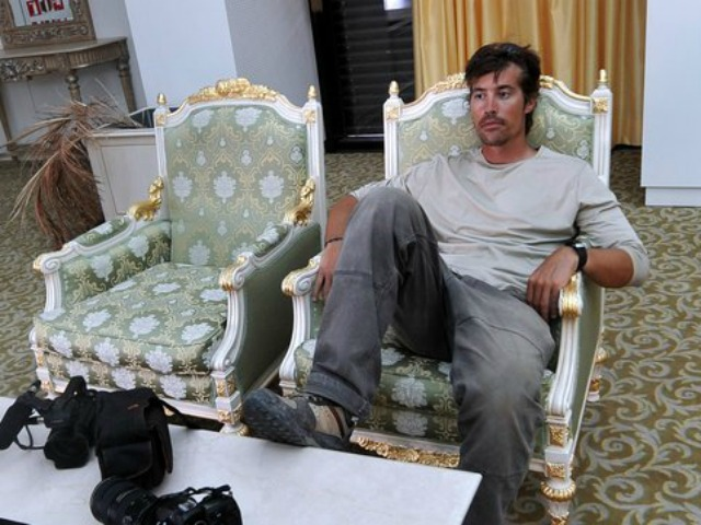 Report: U.S. Attempted Rescue Op for James Foley, Fellow Captives