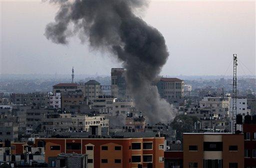 Israeli Airstrike Kills 3 Senior Hamas Leaders