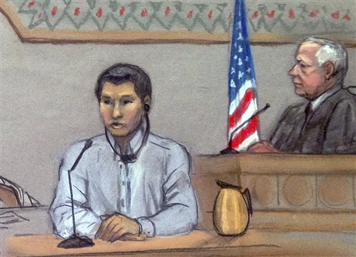 Guilty plea from marathon bombing suspect's friend