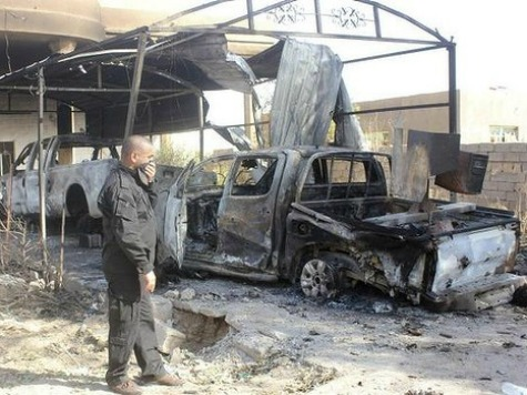 Suicide Bombs and Mosque Massacre Leave Almost 100 Dead in Iraq