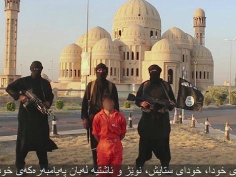 Islamic State Militants Behead Kurdish Man in Iraq