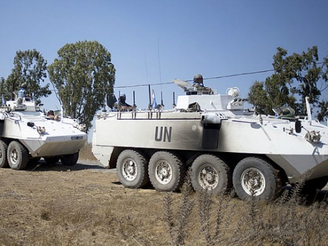 KIDNAPPED: 43 UN 'Peacekeepers' Abducted by Islamists in Syria