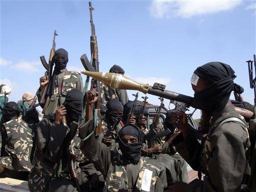 US Military Attacks al-Shabab in Somalia