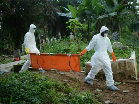 Ebola Turning African Villages into Ghost Towns