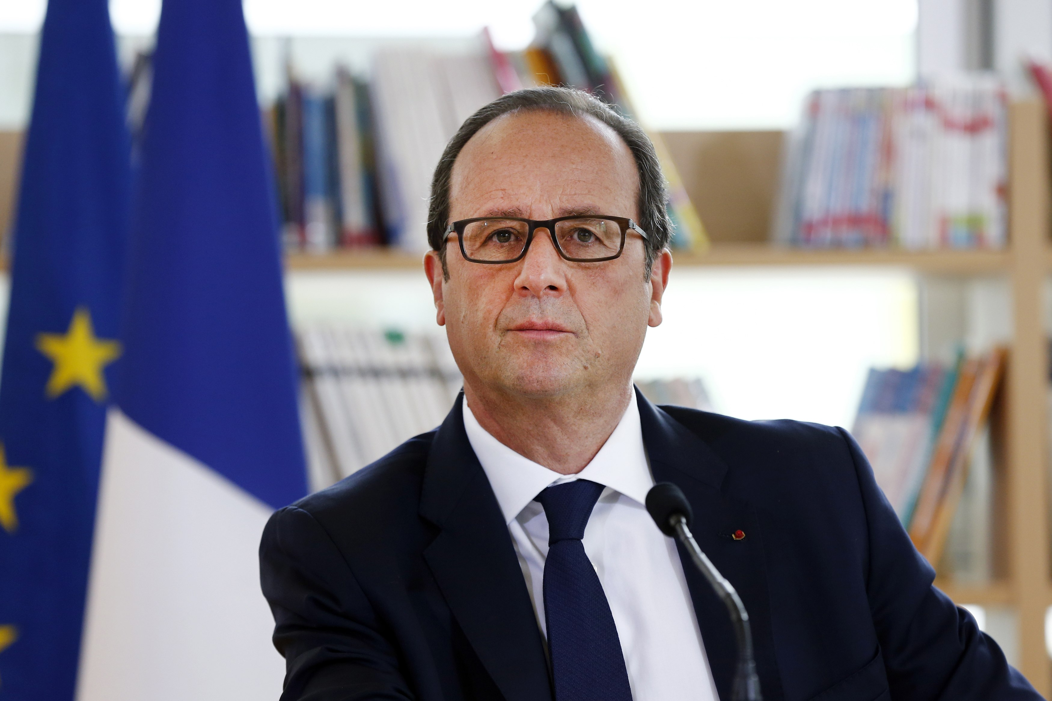 France Raises Possibility of Military Action on Islamic State