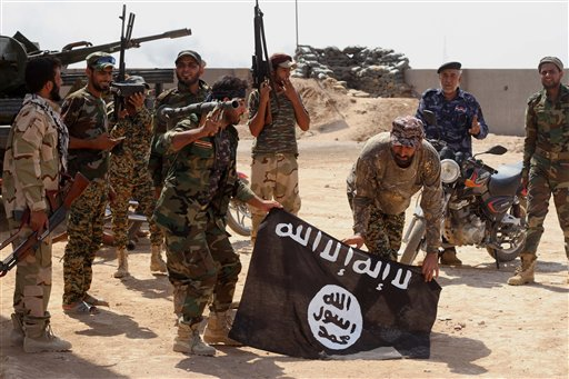 Group: Islamic State Jihadists Killed 770 Iraqi Troops