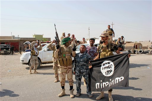 Amnesty International Report Accuses Islamic State Group of War Crimes