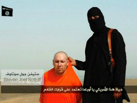 Islamic State Claims Steven Sotloff Beheading Video Released 'By Mistake'