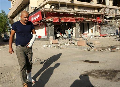 Attacks in Iraq kill 17 People