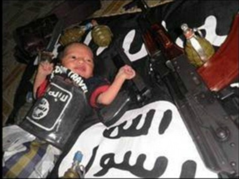 Infant Campaign Latest in Islamic State Tactic of Using Children as Props