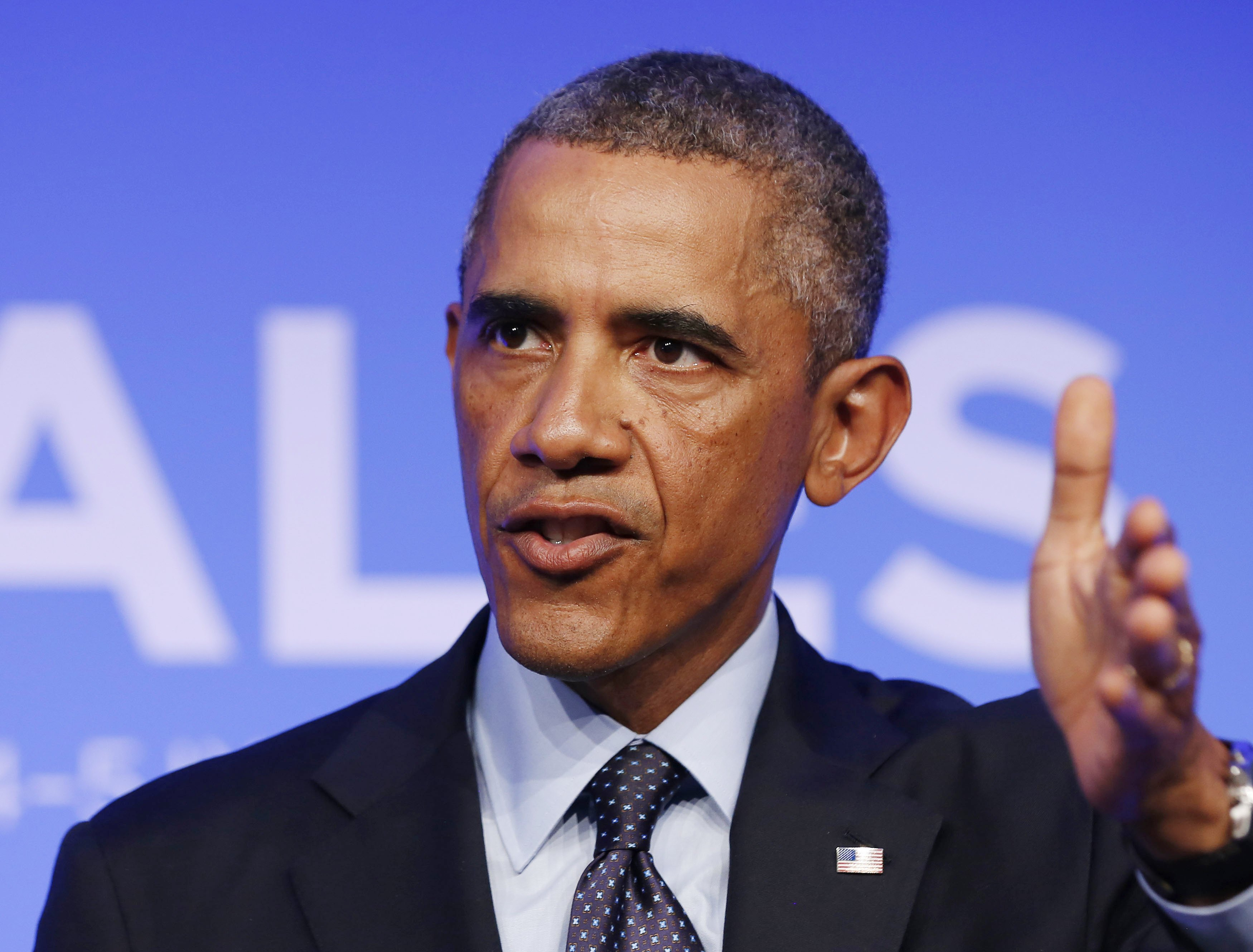 Obama sets meeting with U.S. Congress leaders amid concern over Iraq crisis