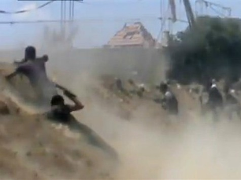 Jabhat Al-Nusra Closes in on Syrian Christian Town Mhardeh