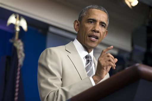 13 Days After 'We Don't Have a Strategy,' Obama to Give Speech on Islamic State