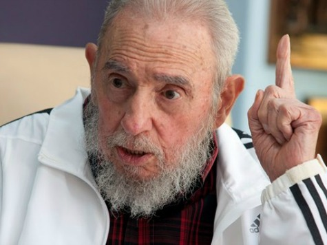 Fidel Castro: John McCain and the Mossad 'Created' the Islamic State