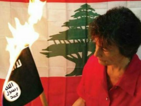 Lebanese Start #BurnISISFlagChallenge After ISIS Beheads Soldiers