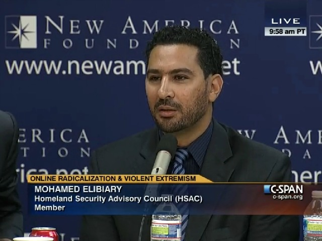 New Media Win: Mohamed Elibiary out at DHS Following Breitbart Exposé
