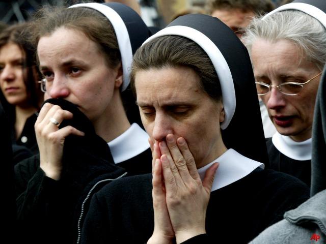 Murder of Catholic Nuns Shocks World