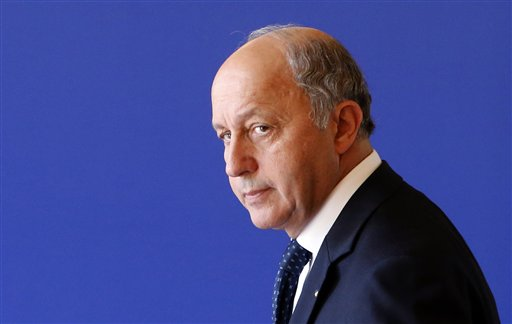 France Ready to Participate in Iraq Airstrikes