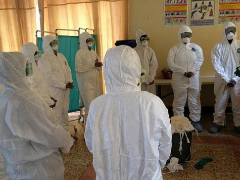 Australian Ebola Scare Highlights Scope of Massive Outbreak