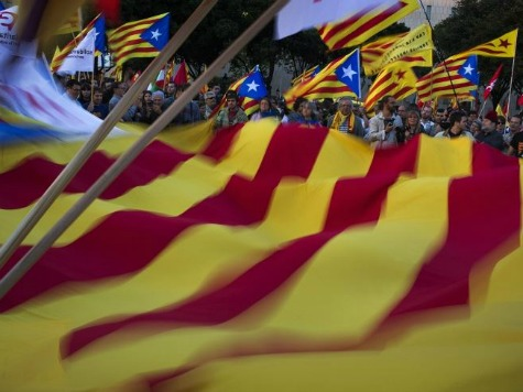 Catalonia Defies Spain by Calling Secession Vote