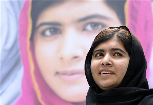 Pakistan Nabs Militants Linked to Attack on Malala
