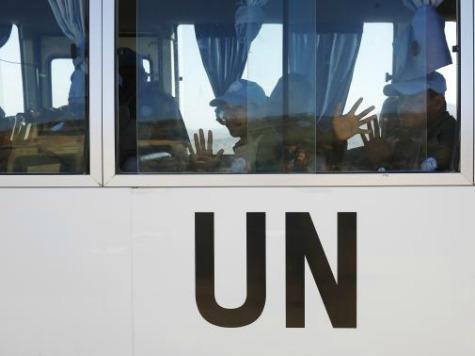 Jabhat Al-Nusra Releases Fijian UN Peacekeepers in Syria