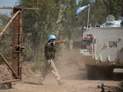 UN Peacekeepers Ignore Orders, Open Fire to Save Their Lives