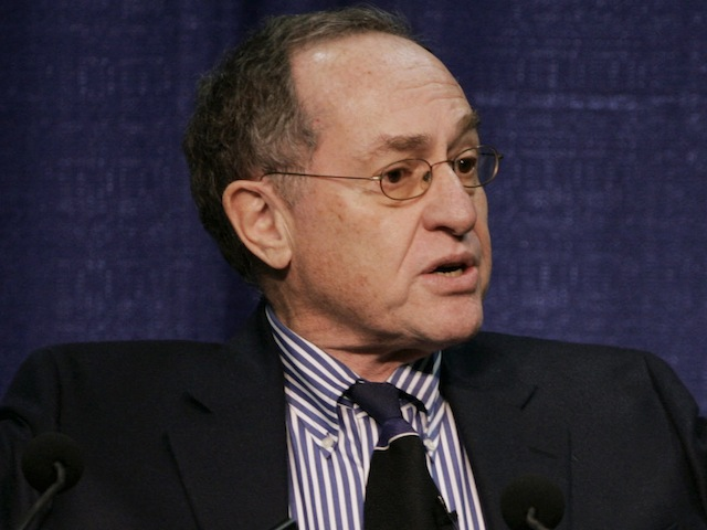 Dershowitz on 'Terror Tunnels': 'My Weapon Is the Truth'