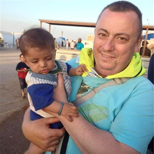 New British Hostage Under Threat of ISIS Beheading