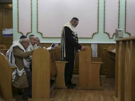 Poll: 40% of European Jews Hide Their Faith