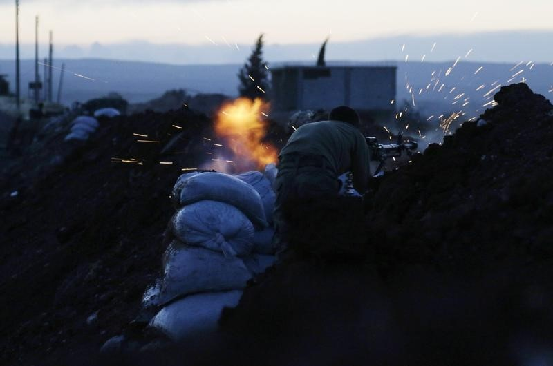 U.S. Lawmakers Move Toward Arming Syrian Rebels, with Conditions