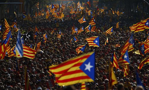 As Scots Mull Independence, Spain's Catalonia Emboldened
