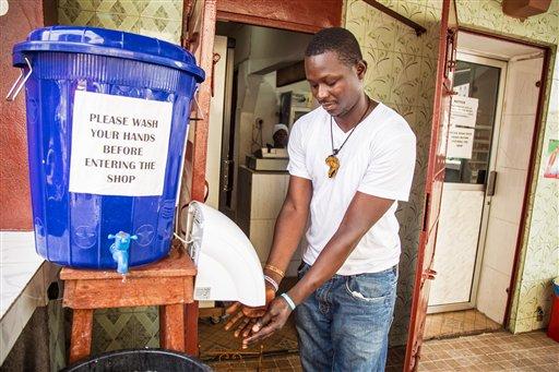 Sierra Leone to Shut Down for 3 Days to Slow Ebola