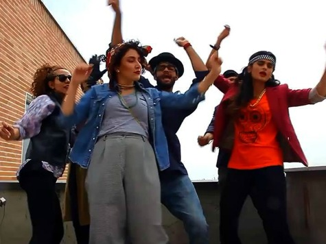Iran Sentences 'Happy' Dancers to Prison, 91 Lashes